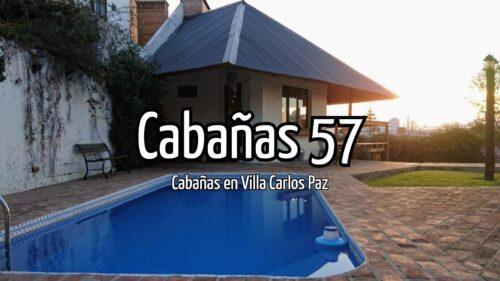 Cabañas 57