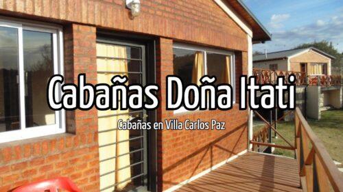 Cabañas Doña Itati