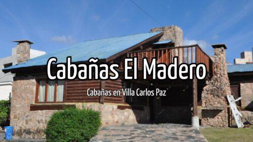 Cabañas El Madero