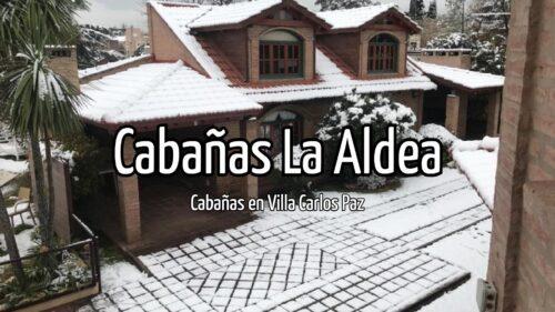 Cabañas La Aldea